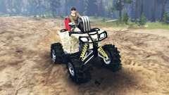 ATV Outlander für Spin Tires