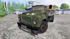 GAZ-53 [green] pour Farming Simulator 2015