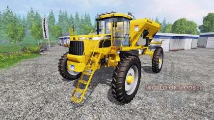 RoGator 1386 [spreader] pour Farming Simulator 2015