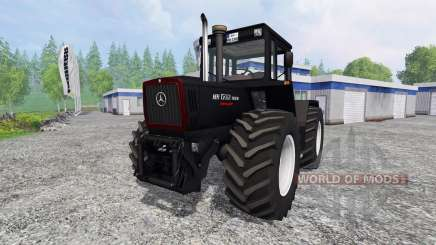 Mercedes-Benz Trac 1800 Intercooler [black] pour Farming Simulator 2015