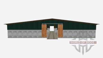 Warehouse grains pour Farming Simulator 2015