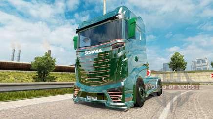 Scania R1000 Concept v4.1 für Euro Truck Simulator 2