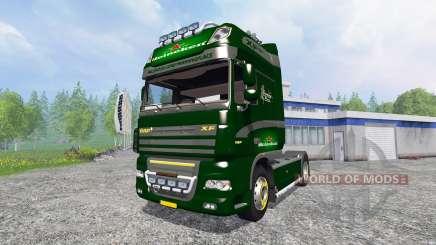 DAF XF Heineken für Farming Simulator 2015