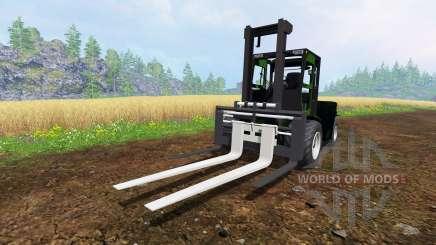 Clark C60D v3.0 pour Farming Simulator 2015
