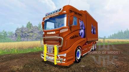 Scania R1000 [plane] für Farming Simulator 2015