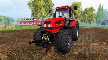 Belarus 1221.4 v4.0 für Farming Simulator 2015