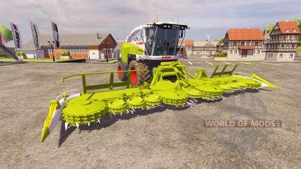 CLAAS Jaguar 980 pour Farming Simulator 2013