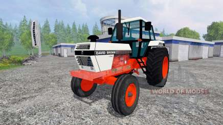 David Brown 1490 2WD für Farming Simulator 2015