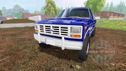 Ford Ranger F-150 1981 für Farming Simulator 2015