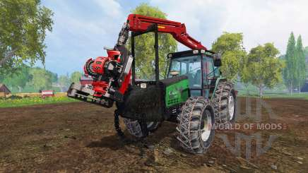 Valtra Valmet 6600 [forest washable] pour Farming Simulator 2015