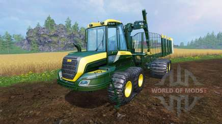 PONSSE Buffalo für Farming Simulator 2015