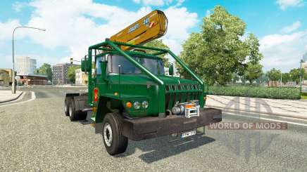 Oural 43202 v7.5 pour Euro Truck Simulator 2