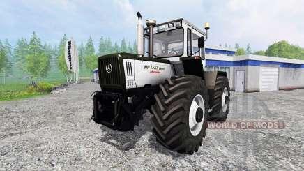 Mercedes-Benz Trac 1800 [silberdistel] pour Farming Simulator 2015