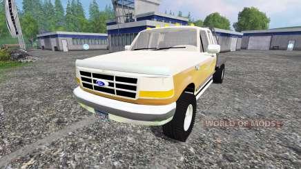 Ford F-150 XL 1992 [dusty] pour Farming Simulator 2015