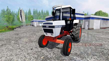 David Brown 1394 2WD pour Farming Simulator 2015