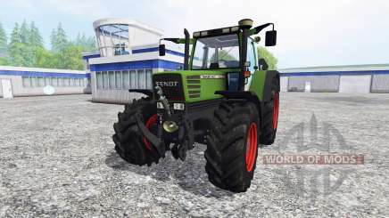 Fendt Favorit 515C [washable] für Farming Simulator 2015