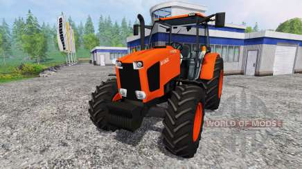 Kubota M135GX pour Farming Simulator 2015