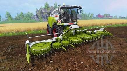 CLAAS Jaguar 980 [dynamic power] für Farming Simulator 2015