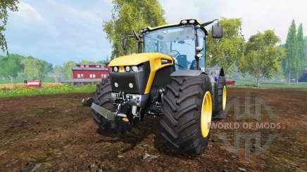 JCB 4220 v2.1 für Farming Simulator 2015