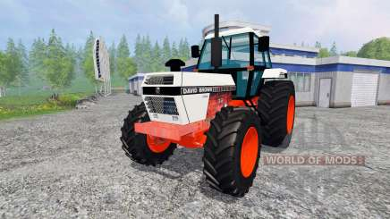 David Brown 1490 4WD für Farming Simulator 2015