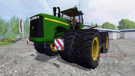 John Deere 9400 für Farming Simulator 2015