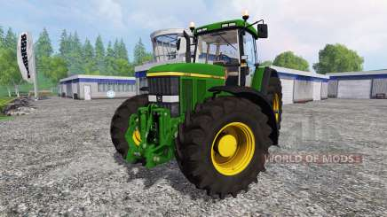 John Deere 7810 [washable] pour Farming Simulator 2015