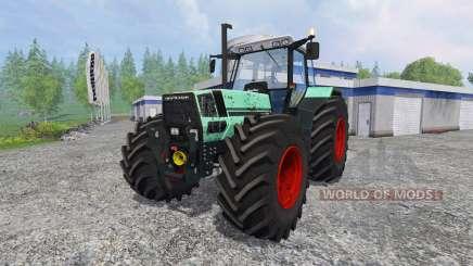 Deutz-Fahr AgroStar 6.81 für Farming Simulator 2015