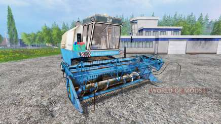 Fortschritt E 512 für Farming Simulator 2015