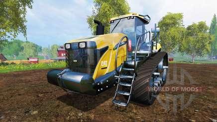 Caterpillar Challenger MT875D v2.1 pour Farming Simulator 2015