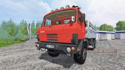 Tatra 815 [pack] pour Farming Simulator 2015