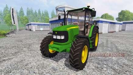 John Deere 5080R pour Farming Simulator 2015