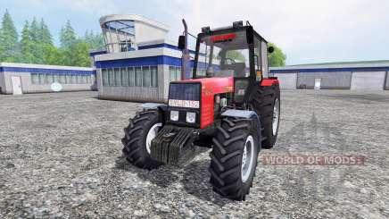 MTZ-Belarus 892.2 für Farming Simulator 2015