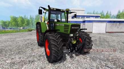 Fendt Favorit 512 pour Farming Simulator 2015