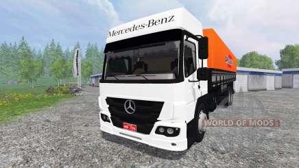 Mercedes-Benz Atego 2425 pour Farming Simulator 2015
