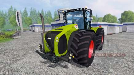 CLAAS Xerion 5000 v1.1 für Farming Simulator 2015