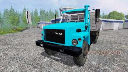 GAZ-3308 v4.0 pour Farming Simulator 2015