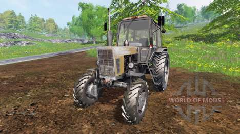 MTZ-102 [turbo] für Farming Simulator 2015