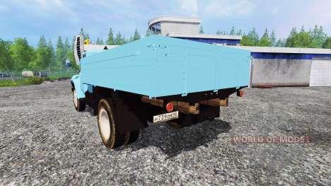 ZIL-130 v0.1 für Farming Simulator 2015