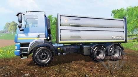 Tatra Phoenix T 158 Agro pour Farming Simulator 2015