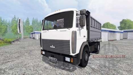 MAZ-5551А2 v2.0 für Farming Simulator 2015