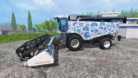 Tora-760 für Farming Simulator 2015