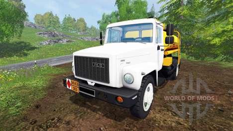 GAZ-SAZ-35071 [tanker] für Farming Simulator 2015