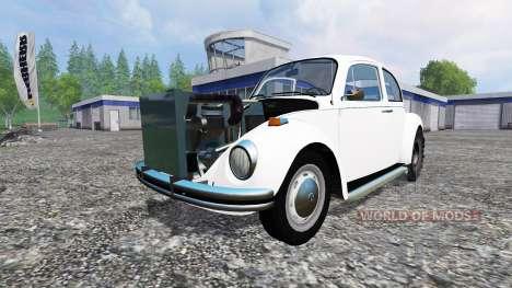 Volkswagen Beetle 1973 [dragster] für Farming Simulator 2015