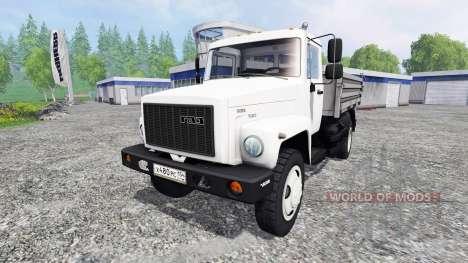 GAZ-SAZ-35071 [turbo] für Farming Simulator 2015