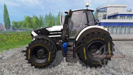 Deutz-Fahr 9340 TTV v2.0 pour Farming Simulator 2015
