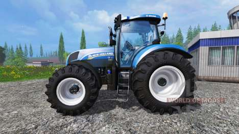 New Holland T7.210 v1.0.1 für Farming Simulator 2015