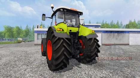 CLAAS Axion 850 v2.0 pour Farming Simulator 2015
