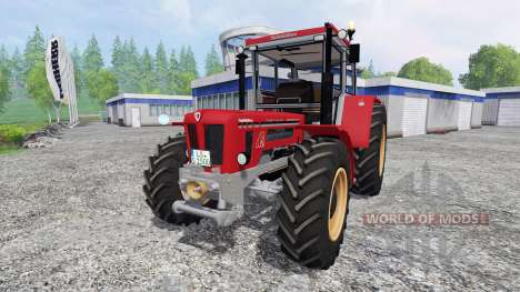 Schluter Super 1500 TVL [modified] pour Farming Simulator 2015