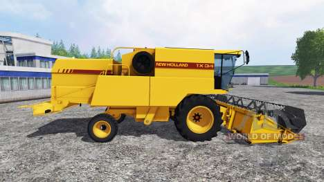 New Holland TX34 v0.1 pour Farming Simulator 2015