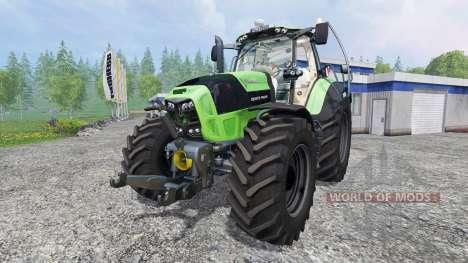 Deutz-Fahr Agrotron 7250 TTV v5.0 pour Farming Simulator 2015